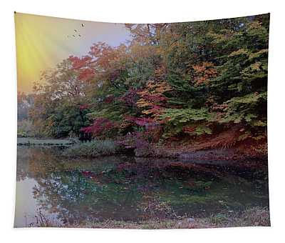 Autumns Morning Tapestry