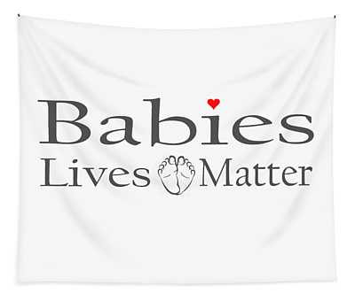 Baby's Lives Tapestry