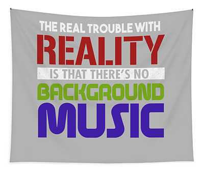 Background Music Tapestry
