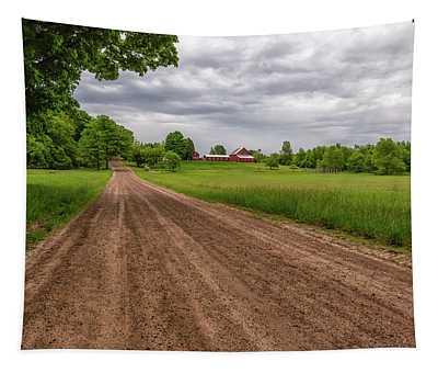 Backroad Farm 2 Tapestry