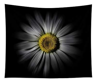 Backyard Flowers 52 Color Flow Version Tapestry
