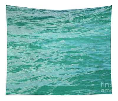 Bahamas Turquoise Water Tapestry