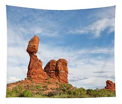 Balanced And Ham Rocks Tapestry
