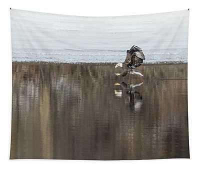 Bald Eagle 2018-7 Tapestry