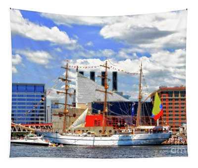 Baltimore's 2012 Sailibration Tapestry