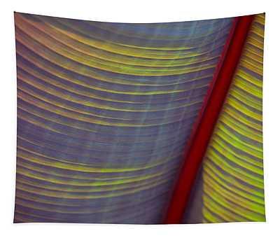 Banana Leaf 8597 Tapestry
