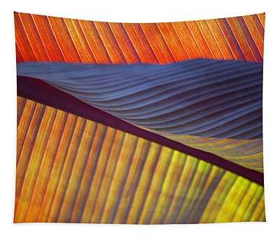 Banana Leaf 8613 Tapestry