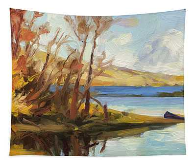 Banking On The Columbia Tapestry