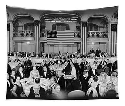 Banquet Of The 36th Annual Meeting Tapestry