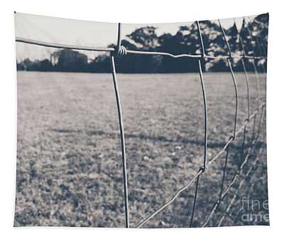 Barbed Wire Tapestry