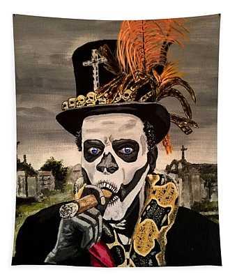 Baron Semedi Tapestry