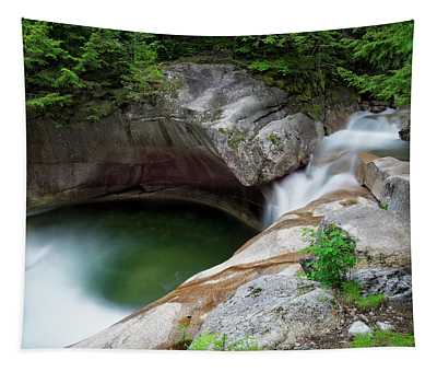 Basin From Above, Nh Tapestry
