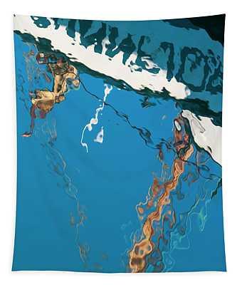 Basin Reflection Tapestry