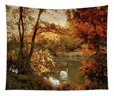 Basking In Autumn Tapestry