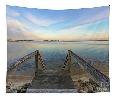 Bass River Beach Cape Cod Tapestry