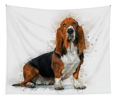 Designs Similar to Basset Hound by Ian Mitchell