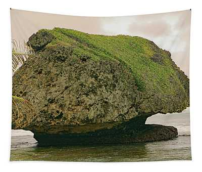 Bathsheba Rock Tapestry