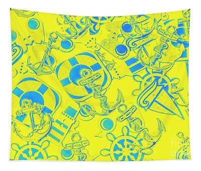 Bay Marine Tapestry