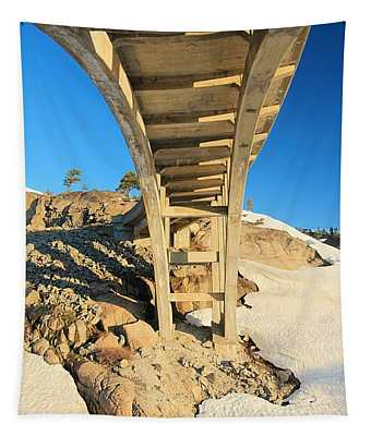 Be A Bridge Tapestry