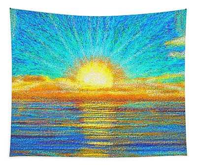 Beach 1 6 2019 Tapestry