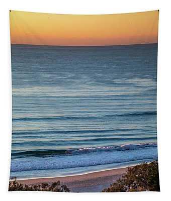 Beach Moods Tapestry