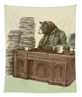 Bearocrat Tapestry