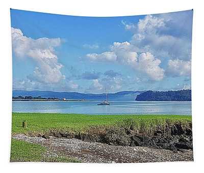 Beautiful Manukau Harbour Tapestry
