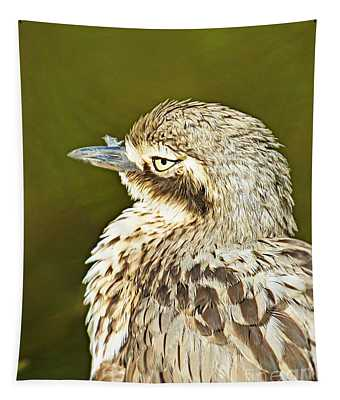 Beautiful Curlew Tapestry