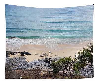 Beautiful Noosa Beach  Tapestry