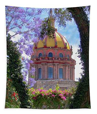 Beautiful San Miguel Tapestry