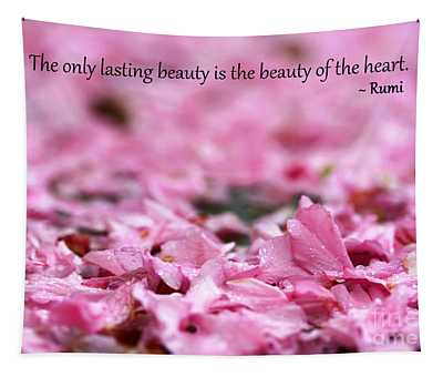 Tapestry featuring the photograph Beauty Fades by Patti Whitten