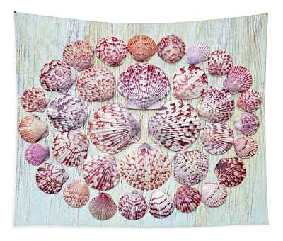 Beauty From The Sea Tapestry