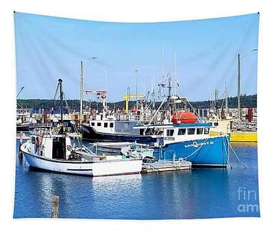 Beaver Harbour Nb Tapestry
