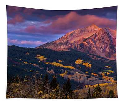 Beckwith At Sunrise Tapestry