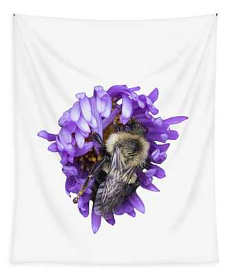 Bee 2018-1 Isolated Tapestry
