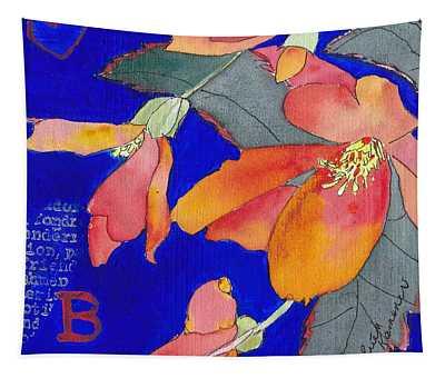 Begonias Tapestry