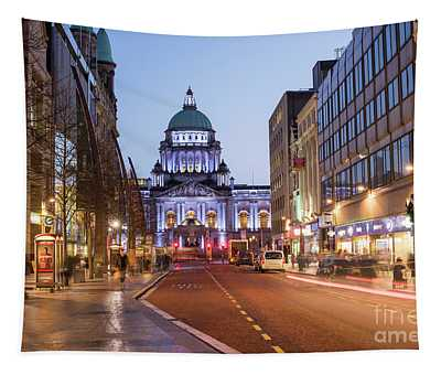 Belfast City Hall Tapestry