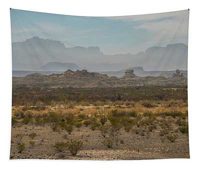 Big Bend Layers Tapestry