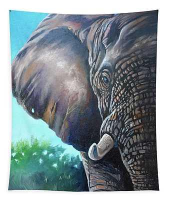 Big Ear Tapestry