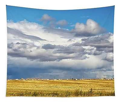 Big Sky Montana Tapestry
