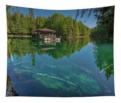 Big Spring, Kitch-iti-kipi Tapestry