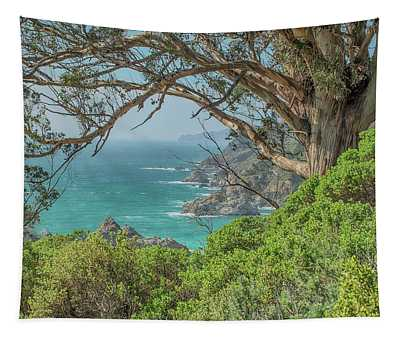 Big Sur Coast Tapestry