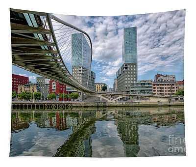 Bilbao 1 Tapestry