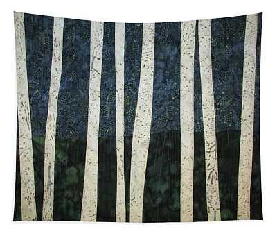 Birches Tapestry
