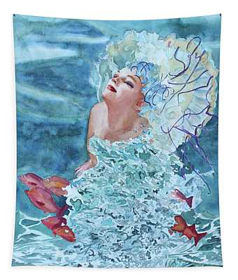 Birth Of Venus One Tapestry