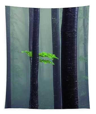 Bit Of Green Tapestry