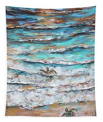 Black Sands Tapestry