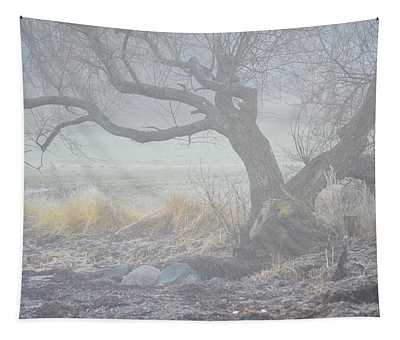 Blanket Of Fog Tapestry