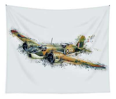 Blenheim Bomber Tapestry