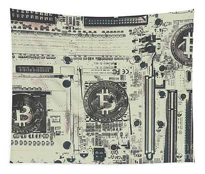 Block Mining Tapestry